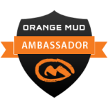 Orange Mud Ambassador[7]
